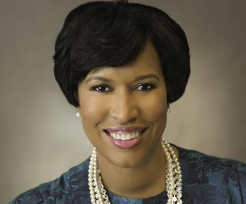 Washington, D.C. Mayor Muriel Bowser (Courtesy Photo)